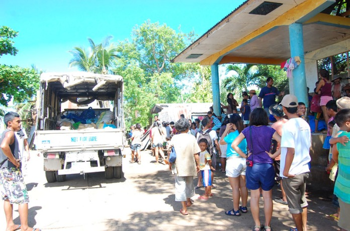 Relief Goods Distribution
